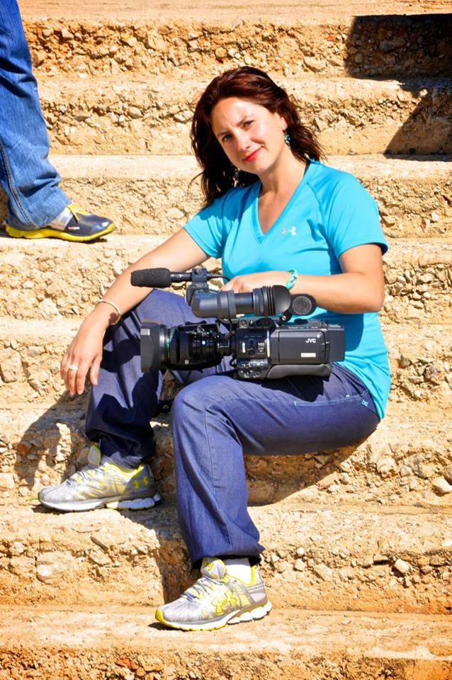 Ana Blanco, periodista GandiaTV