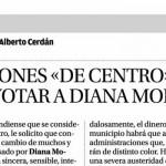 Alberto Cerdán: 10 razones por las que un ciudadano de centro debería votar a Diana Morant