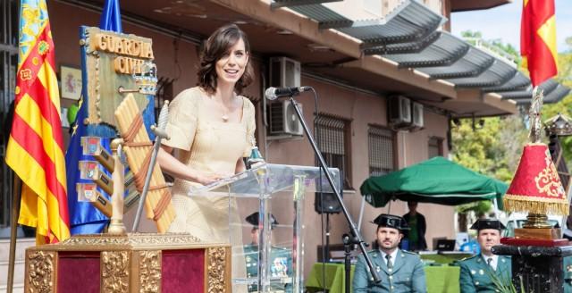 Festa Nacional Gandia Diana Morant