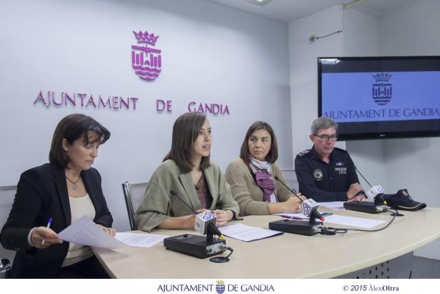 Junta Seguridad Diana Morant