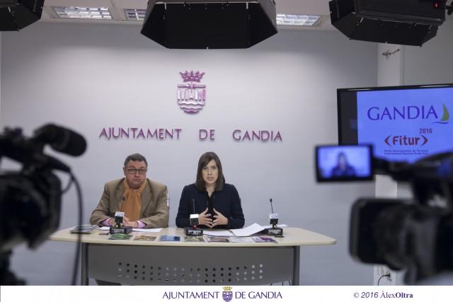 FITUR Gandia Diana Morant