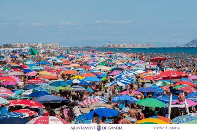 Balanç de les dades del sector turístic en l'estiu de 2016