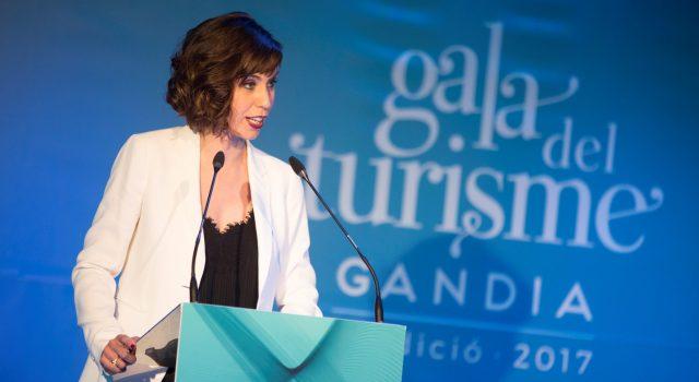 Diana Morant Primera Gala de Turisme de Gandia