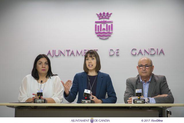 El govern de Gandia anuncia una baixada d'impostos