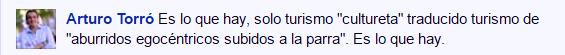 Arturo Torró cultureta