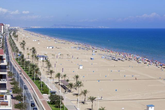 Gandia: bienvenidos a la playa del futuro