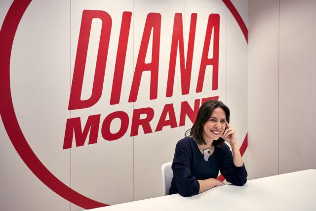 Diana Morant, alcaldessa de Gandia